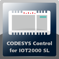 CODESYS Control for IOT2000 SL